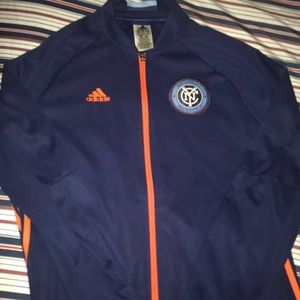 NYCFC Women's Track Jacket